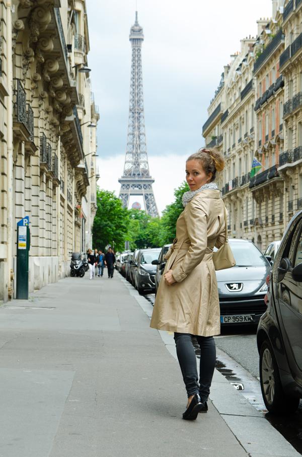 kochać siebie w Paryżu