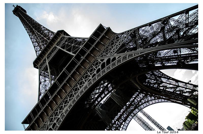 Paryż- wieża eiffla