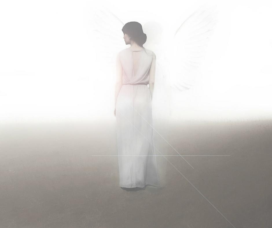 anioły pomagają na co dzień